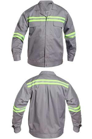 短袖工作服 纯棉工作服 煤矿工作服