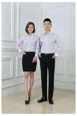 北京高档衬衫 夏装衬衫 职业装北京定制衬衫