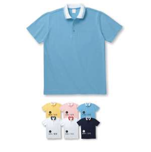 CVC商务T恤衫