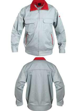 工作服 短袖纯棉焊工工作服 煤矿工作服