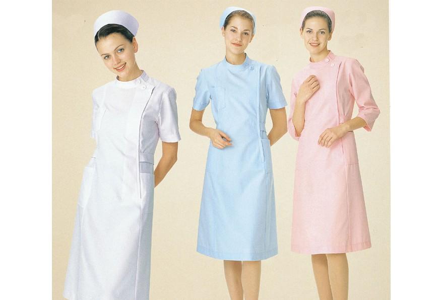 定制医院工作服定制 手术衣白色 医院白大褂 病号服
