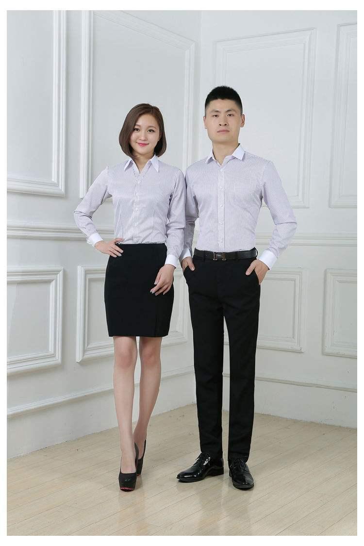 定做衬衫只是一种态度和选择,跟买成品比较更合身舒适