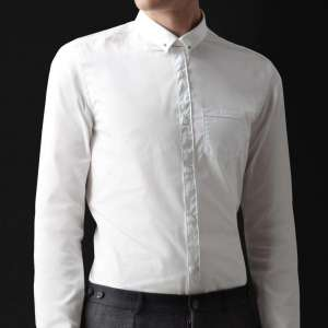 定制衬衣常用的三种面料介绍