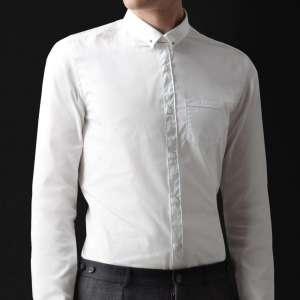男士衬衣定制哪些讲究,详细和大家说说
