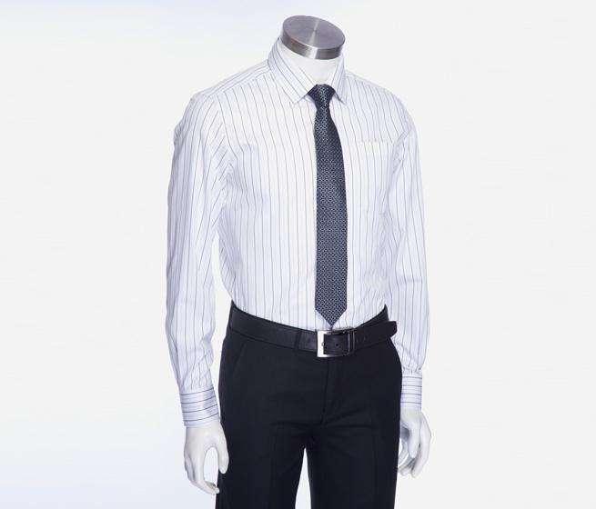 定制衬衣如何搭配?成熟稳定or时尚帅气