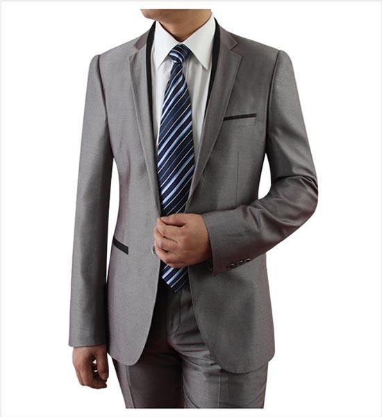 定制衬衣:好材质才会穿出高端质感
