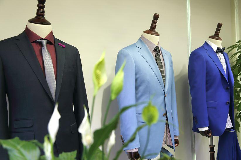说说定制衬衣和各色领带的完美搭配