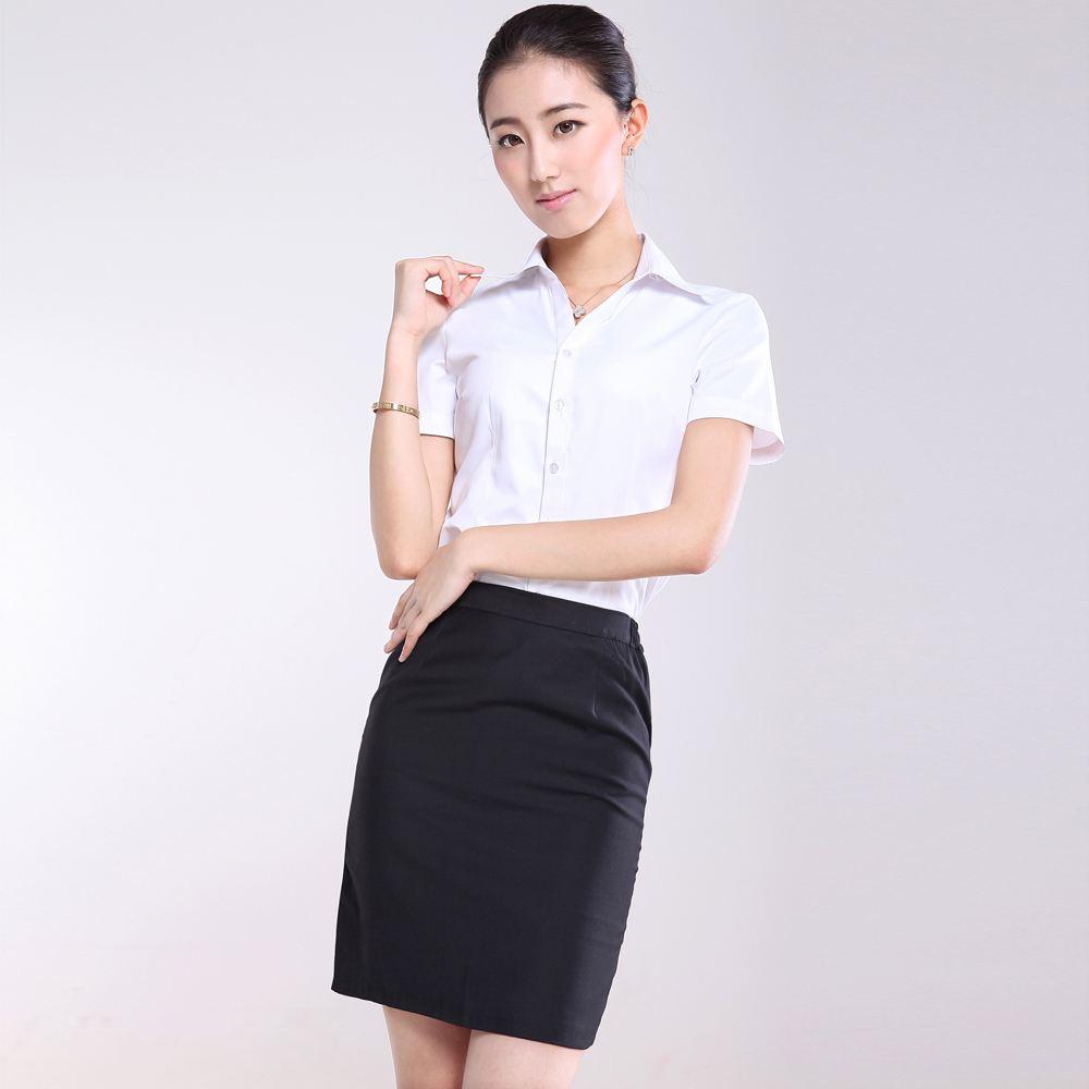 如何为女生定制白色的企业文化衫?