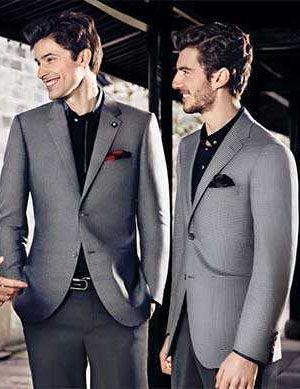 定制西装有什么好处?定制西装外套不一样的搭配技巧。