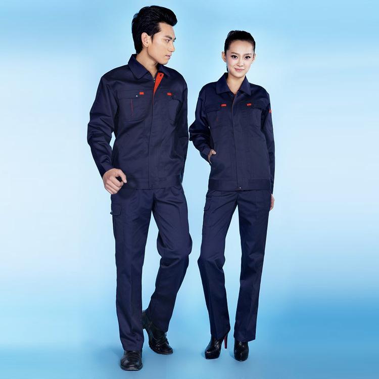 企业为什么要定制工作服?工作服定制在色彩搭配上有哪些重要性?