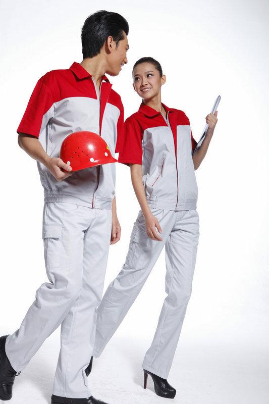 定做工作服什么款式舒适?有哪些优点?