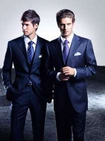 不同体形的人怎么订制西服?以及搭配领带的讲究