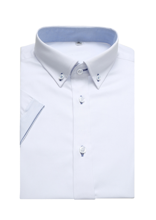 定制衬衫的类型和搭配方式